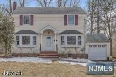 Essex County Single Family Home For Sale: 25 Mounthaven Drive
