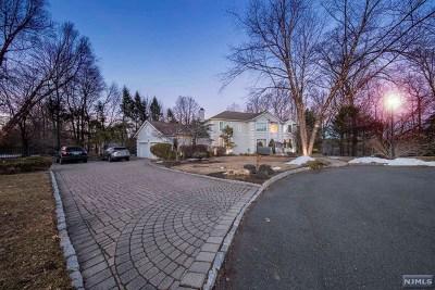 Woodcliff Lake Single Family Home For Sale: 15 Bonnie Lane