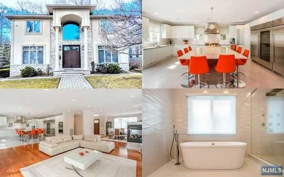Tenafly Single Family Home For Sale: 150 Columbus Drive