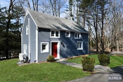 Ho-Ho-Kus Single Family Home For Sale: 1047 East Saddle River Road