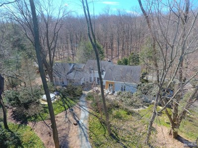 Oakland Single Family Home For Sale: 181 Long Hill Road