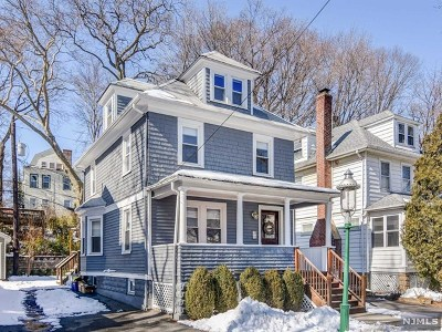 Essex County Single Family Home For Sale: 28 Edgewood Road