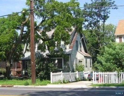 Leonia Residential Lots & Land For Sale: 468 Grand Avenue