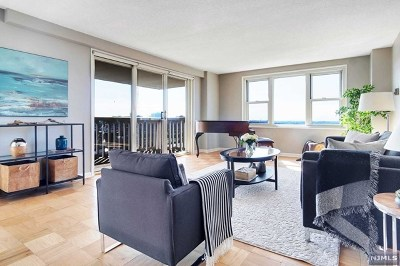 Fort Lee Condo/Townhouse For Sale: 555 North Avenue #11f
