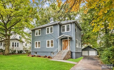 Teaneck Single Family Home For Sale: 267 West Englewood Avenue