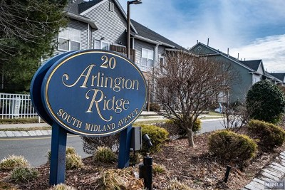Hudson County Condo/Townhouse For Sale: 20 South Midland Avenue #1004