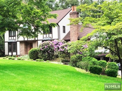 Ramsey Single Family Home For Sale: 27 Lost Tree Lane