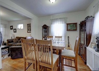 Ridgefield Park Single Family Home For Sale: 139 Teaneck Road