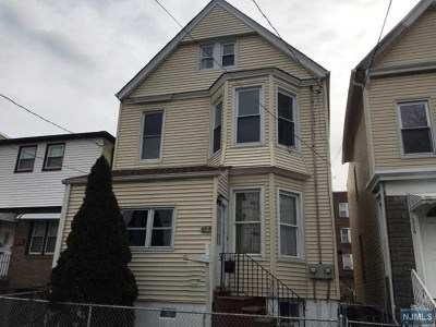 Hudson County Multi Family 2-4 For Sale: 286 Maple Street