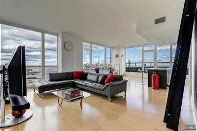 Jersey City Condo/Townhouse For Sale: 2 2nd Street #4002