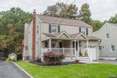 Essex County Single Family Home For Sale: 87 The Fairway