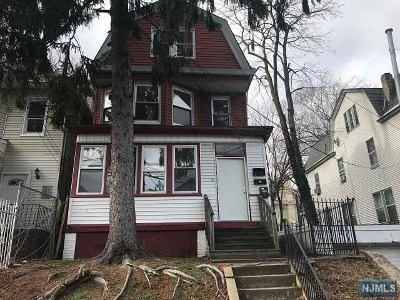 Essex County Multi Family 2-4 For Sale: 21 Chapman Place