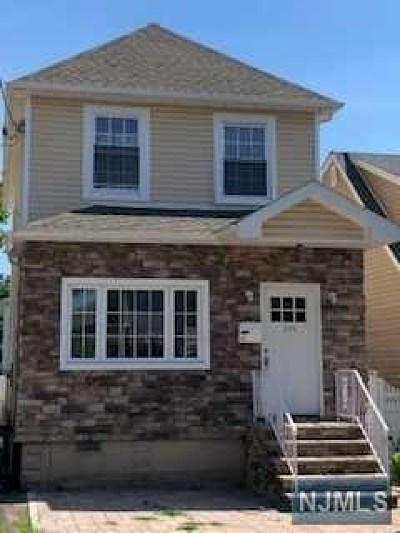 Hudson County Single Family Home For Sale: 199 Laurel Avenue