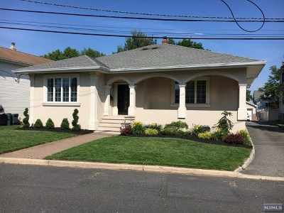 Hasbrouck Heights Single Family Home For Sale: 101 Wood Street