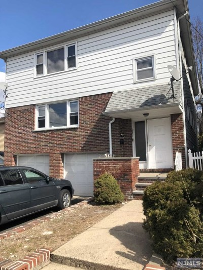 Bergen County Multi Family 2-4 For Sale: 282 Adams Street