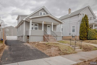 Passaic County Single Family Home For Sale: 263 Rea Avenue