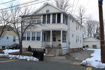Passaic County Multi Family 2-4 For Sale: 237 Llewellyn Avenue