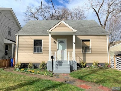 Paterson Single Family Home For Sale: 2 Kent Road