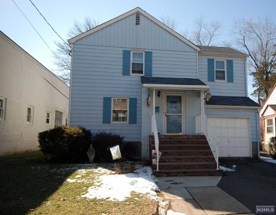 Essex County Single Family Home For Sale: 105 Kingsland Street