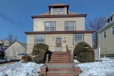 Passaic County Single Family Home For Sale: 66 Bond Street