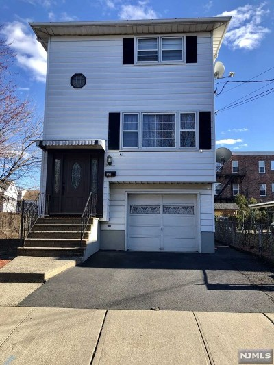 Passaic County Single Family Home For Sale: 13 East Russell Street