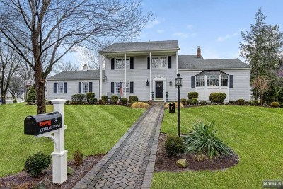 Morris County Single Family Home For Sale: 8 Citroen Way