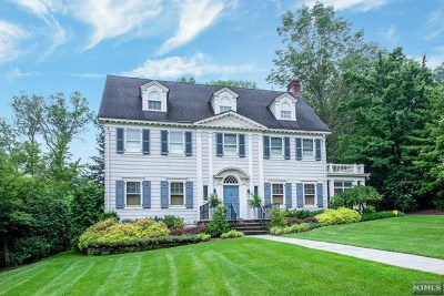 Essex County Single Family Home For Sale: 20 Hoburg Place