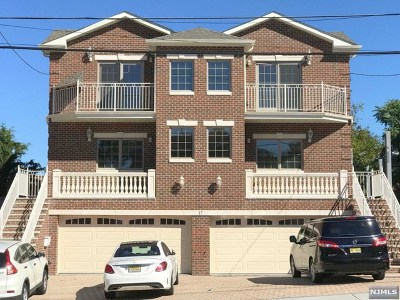 Bergen County Multi Family 2-4 For Sale: 17 West Washington Place
