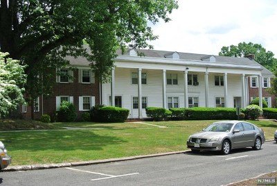 Bergen County Condo/Townhouse For Sale: 30 A Elmwood Court #A