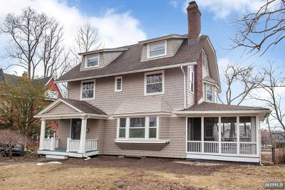 Essex County Single Family Home For Sale: 72 Gates Avenue