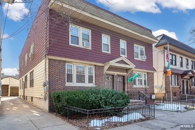 Hudson County Multi Family 2-4 For Sale: 739 Hamilton Street