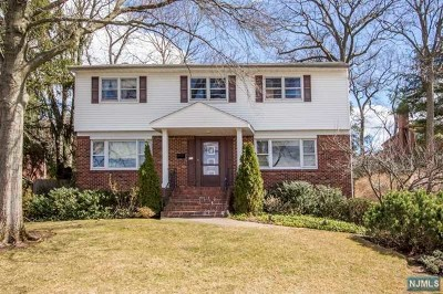 Englewood Cliffs Single Family Home For Sale: 317 Ropes Road