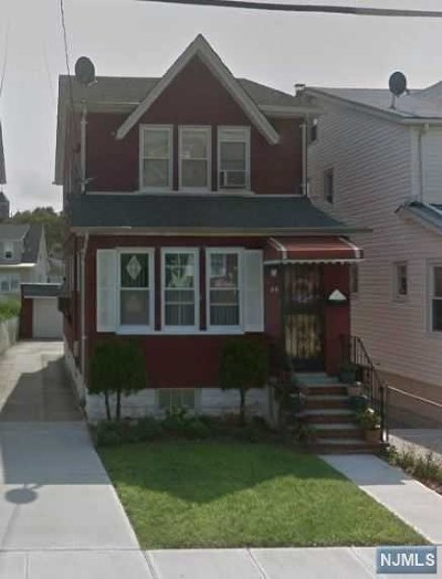 Hudson County Single Family Home For Sale: 34 Alexander Avenue