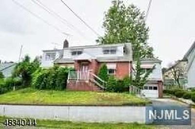 Passaic County Multi Family 2-4 For Sale: 381 Mason Avenue