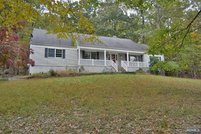 Morris County Single Family Home For Sale: 8 Undercliff Road