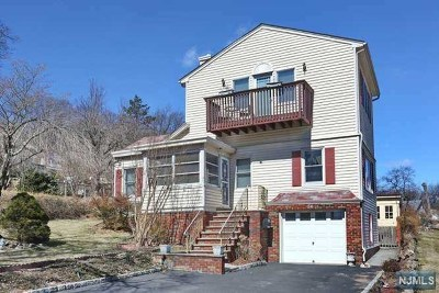 North Haledon Single Family Home For Sale: 36 Clara Street