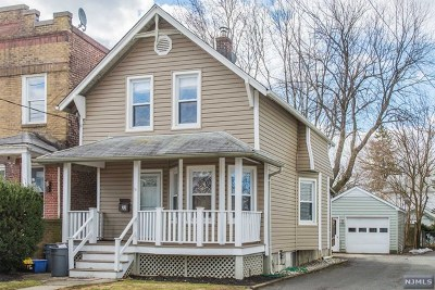 Essex County Single Family Home For Sale: 22 Union Place