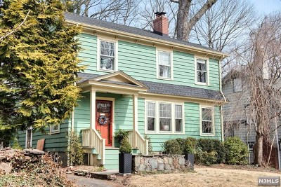 Essex County Single Family Home For Sale: 31 Macopin Avenue