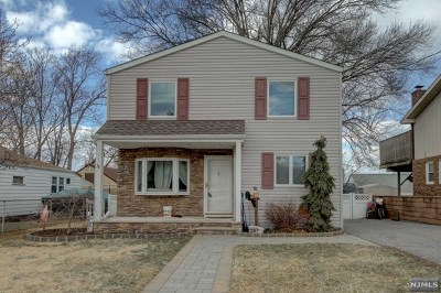 Saddle Brook Single Family Home For Sale: 287 Lanza Avenue