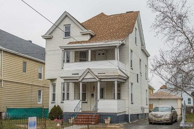 Passaic County Single Family Home For Sale: 154 Clifton Avenue