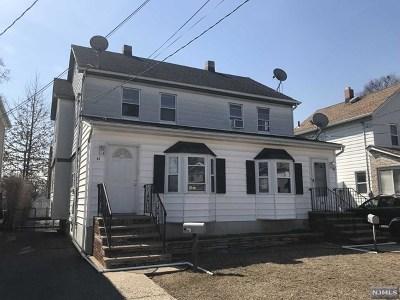 Little Ferry Multi Family 2-4 For Sale: 51-53 Woodland Avenue