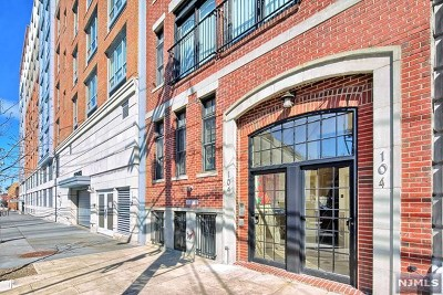 Jersey City Condo/Townhouse For Sale: 104 York Street #3