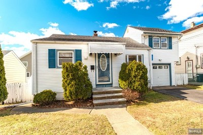 Bergen County Single Family Home For Sale: 114 Avenue F