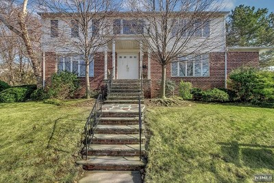 Teaneck Single Family Home For Sale: 727 Palmer Avenue