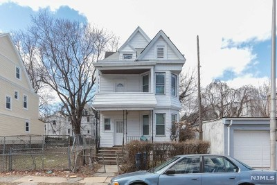 Essex County Multi Family 2-4 For Sale: 9 So South 17th Street
