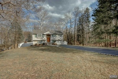 North Haledon Single Family Home For Sale: 2 Thornton Drive