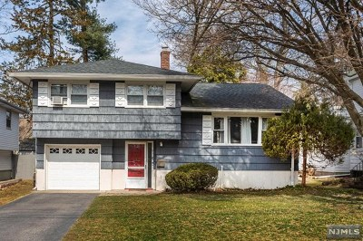 Bergenfield Single Family Home For Sale: 91 Highland Avenue