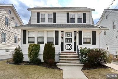 Bogota NJ Single Family Home For Sale: $325,000