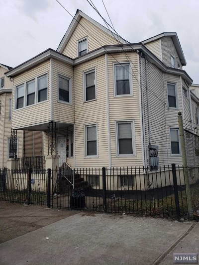 Passaic County Multi Family 2-4 For Sale: 461-463 River Street