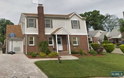 Bergen County Single Family Home For Sale: 613 Pine Avenue